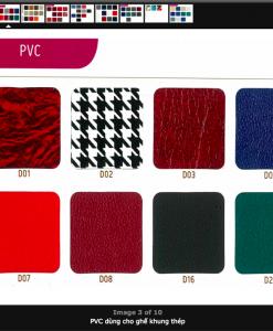 Mẫu màu vải, da, PVC - 3